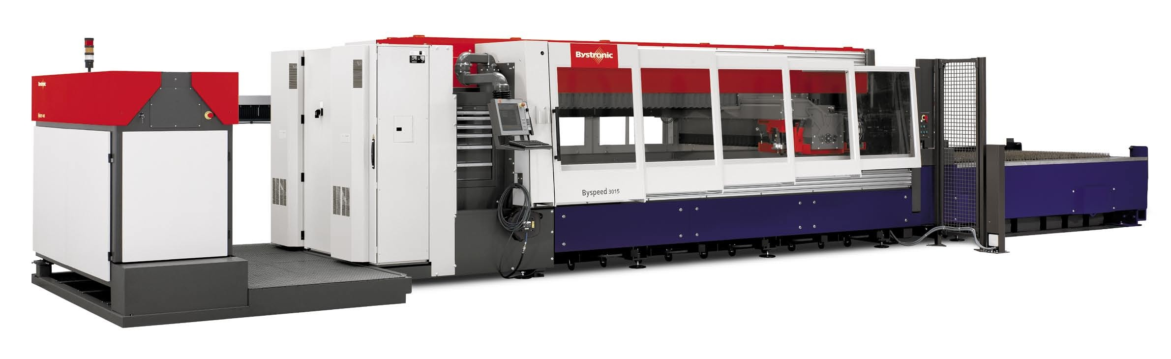 Sharland Metals Laser Cutter