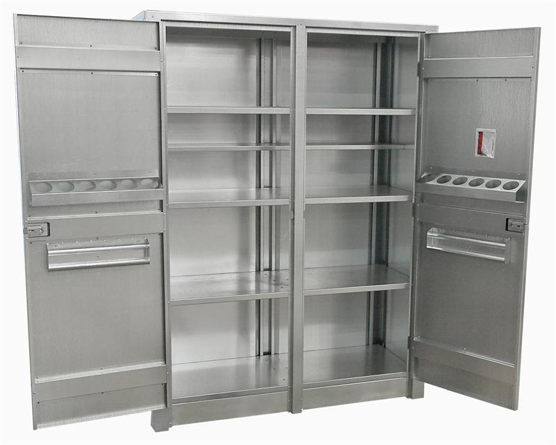 Industrial Galvanized Steel Storage Cabinet 248 Starland