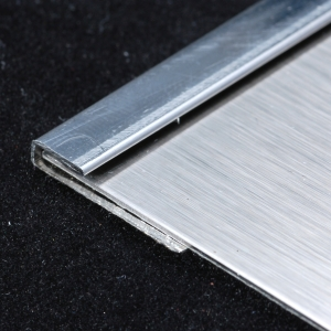 Stainless Steel J Trim Moldings