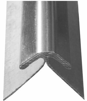 Outside Corner Moulding 430 Stainless Steel Trim Strip
